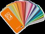 RAL E4-kleurenwaaier
