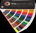 RAL K7-kleurenwaaier