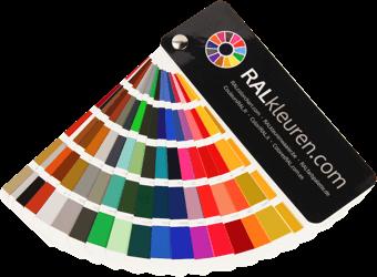 Éventail de couleurs RAL K7